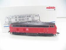 MÄRKLIN 33743 DIESLLOK BR 216 ROT der DB  DELTA   HI357