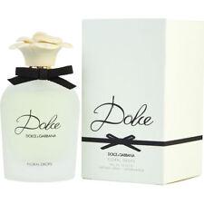Dolce Gabbana Floral Drops Eau De Toilette Spray for Women 2.5 Fluid Ounce
