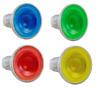 Crompton Coloured 4.5W LED GU10 BLUE, GREEN, RED, YELLOW