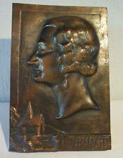 C32 Sculpture en BRONZE signnée M Labrune de 1936