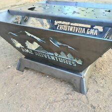 Custom Steel Collapsible Fire Pit