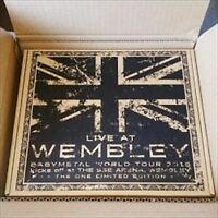 BABYMETAL LIVE AT WEMBLEY ARENA THE ONE Limited Edition Blu-ray from Japan NEW