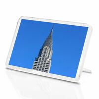 1 x Famous Building New York USA Chrysler Classic Fridge Magnet Kitchen#3194