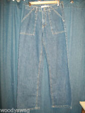 Tommy Jeans Jean Size 6 Tall pre owned 100% Cotton RN 68476