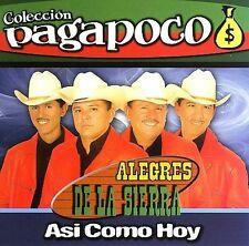 Alegres De La Sierra Asi Como Soy CD New