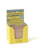 Papier d'Armenie, Natural Room Deodorizer, Incense Paper, Benzoin, 30  Booklets