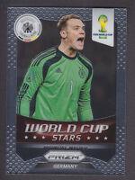 Panini Prizm World Cup 2014 - Stars # 17 Manuel Neuer - Germany