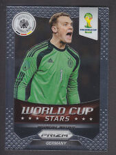 Panini Prizm World Cup 2014 - Stars # 17 Manuel Neuer - Germany