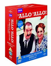 ' ALLO ' ALLO 1-9 THE COMPLETE COLLECTION 1 2 3 4 5 6 7 8 9 DVD BOX ENGLISCH