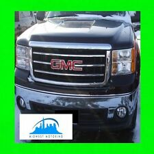 2007-2013 GMC SIERRA 1500 CHROME TRIM FOR GRILL GRILLE W/5YR WARRANTY