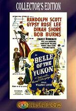 NEW Belle of the Yukon Collector's Edition - Randolph Scott, Gypsie Rose Lee