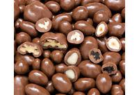 SweetGourmet No Sugar Added Milk Chocolate Bridge Mix (Sugar Free), 3Lb