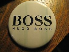 Hugo Boss German Designer Germany Fashion Advertisement Pocket Lipstick Mirror