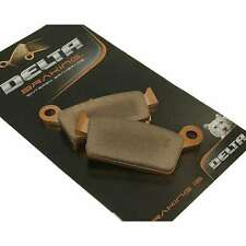Kawasaki KX 125 2001 2002 2003 2004 2005 2006 Sintered Rear Brake Pads DB2170