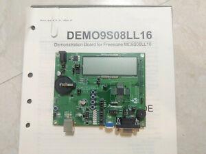 FREESCALE S08 Ultra Low Power LCD Microcontroller developer kit DEMO9S08LL16
