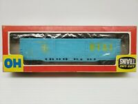 Life-Like DT&I Railroad Boxcar Vintage HO Scale Model Train Freight Cargo Car