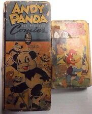 Andy Pazda Woody Wood pecker Vintage Big Book and comic Hard Cover  031317DBT5