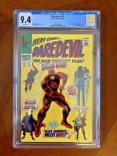 Daredevil #27 CGC 9.4 White Pages - Stan Lee/Gene Colan - Marvel