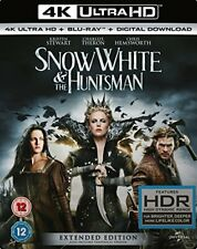 Snow White And The Huntsman (Extended Edition) [DVD][Region 2]