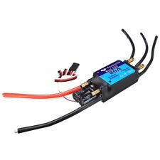 FVT BOAT080 80A Brushless Senseless BOAT ESC Speed Controller  5V/5A