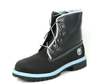 Timberland Womens Boots Souped Up Letterman Roll Top 29976 Leather Waterproof