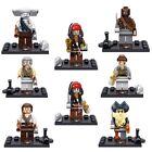 LEGO PIRATES OF THE CARIBBEAN PACK PIRATAS DEL CARIBE JACK SPARROW BLOCKS