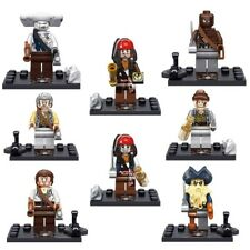 LEGO PIRATES OF THE CARIBBEAN PACK PIRATAS DEL CARIBE JACK SPARROW BLOCKS