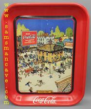 Coca Cola Court Day Tray
