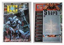 DC Comics Universe 10, Play Press, Agosto 2004, Superman, Batman, Lobo