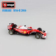 1/43 Scale F1 formula 1 No#5 SF16-H Sebastian Vettel race cars 2016 model toys