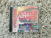 Best of Battle Games (DOS CD-ROM PC Video Game Collection) 18 Classic Games