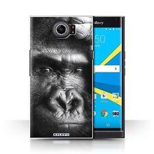 STUFF4 Back Case/Cover/Skin for BlackBerry Priv/Wildlife Animals