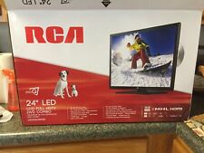 RCA LED LCD TV DVD COMBINATION - 24 inch screen