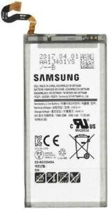 New Original Samsung Battery for Galaxy S8 G950 G950V G950A G950T G950P EB-BG950