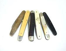 Sammlungauflösung Posten Taschenmesser um 1900 Solingen Messer  Perlmutt