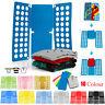 Wäschefalter Faltbrett für Kleidung Wäsche Falthilfe Wäsche Falten Hemdenfalter