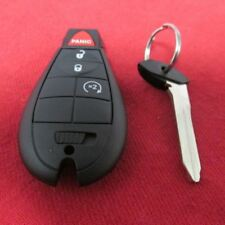 Dodge Ram Charger Durango Journey Keyless remote start key fob transmitter Mopar