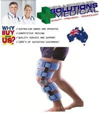 """MOTION CONTROL KNEE SUPPORT 20"""" UNIVERSAL LIGHTWEIGHT SURGERY MANAGEMENT ACL/PCL"""