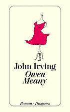 Owen Meany. von John Irving --- Diogenes -- gebunden, Leinen