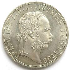 2 Florin 1886, Franz Joseph I. (1848-1916)