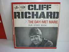 CLIFF RICHARD The day i met Marie CF 115