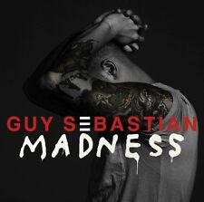 GUY SEBASTIAN (MADNESS CD SEALED + FREE POST)