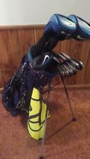 Nike Vapor Fly Pro irons 4-A wedge+ Driver+3Fairway +putter + stand bag= WOW!!!!