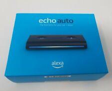 Amazon Echo Auto Smart Assistant - Black New in box A7