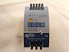 SOLA POWER SUPPLY - DIN RAIL SERIES (SDP1-24-100)