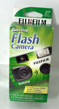 Fujifilm Quick Snap Flash Single Use Disposable Camera Expired 2013 Kids Fun