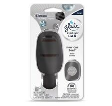 Glade Plugin Car Air Freshener Starter Kit New Car Feel - 1 Ct - Pack of 1