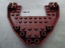 Lego 47404 Star Wars 'Boat Base Bow 12 x 10' Redbrown du 6210 Jabba's Sail Barge
