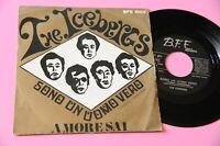 THE ICEBERGS SONO UN UOMO VERO ORIG ITALY BEAT 1965 EX !! RARE OBSCURE ITALY