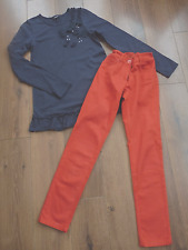 Girls outfit NEXT/GEORGE age 11-12 years